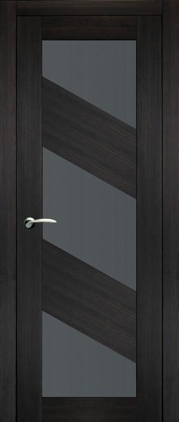 Черные межкомнатные двери фото