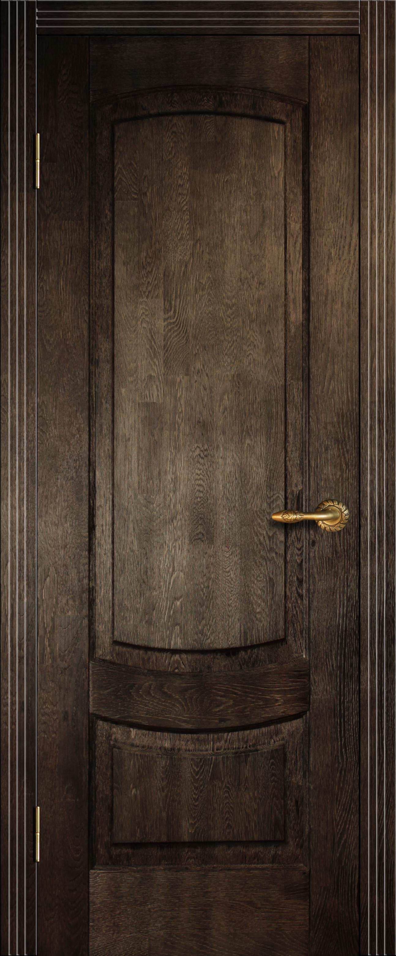 Межкомнатные двери Кантри ДО Лидер Альверо из массива